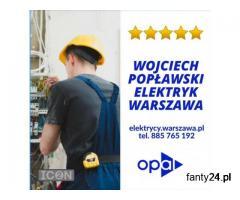 Profesjonalne usługi elektryczne w Warszawie i jej okolicach