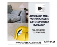 Profesjonalny tapicer - do usług! - Warszawa i okolice